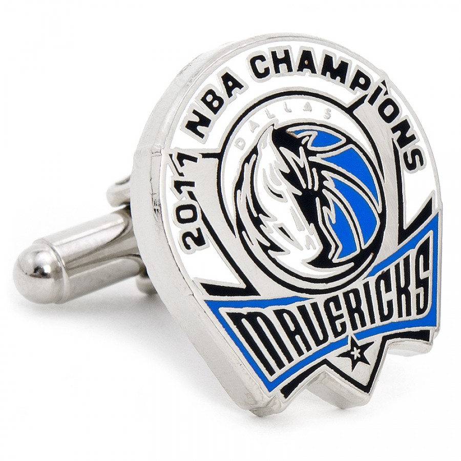 2011 Dallas Mavericks Cufflinks1.jpg