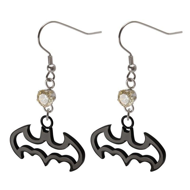 Batman Black Cutout Dangle.JPG