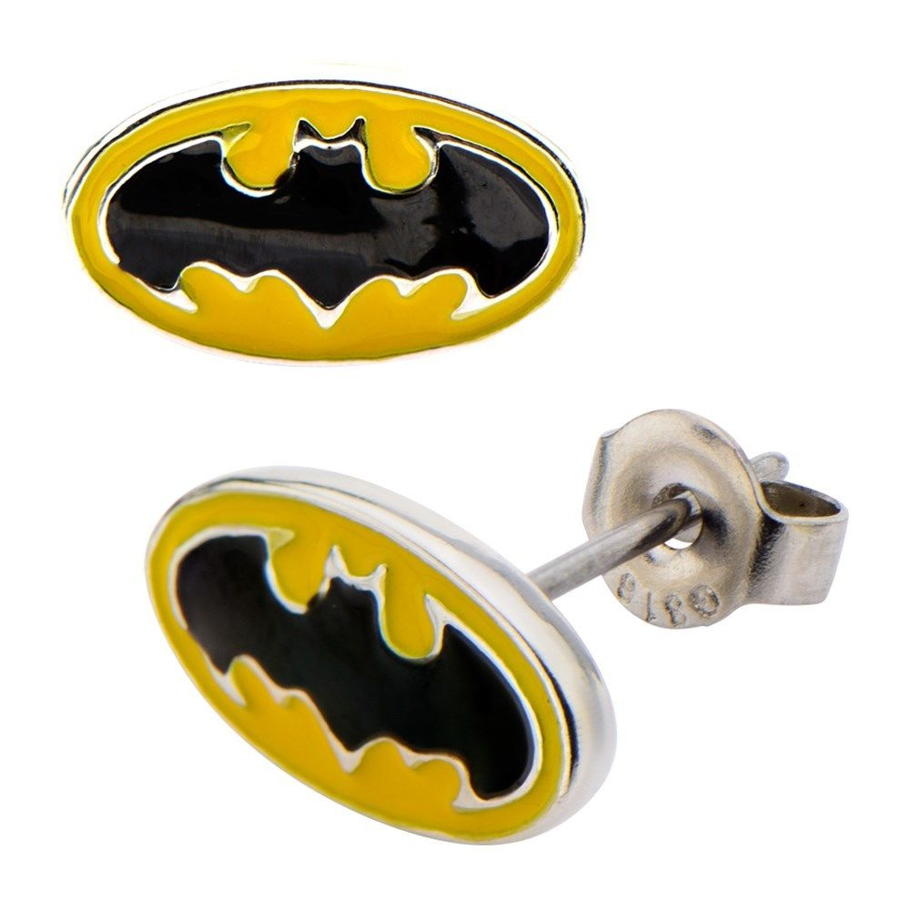 Batman Logo Oval Stud.JPG