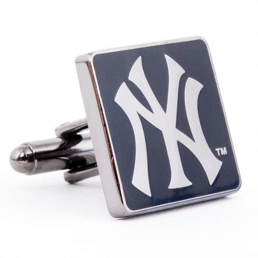 Black Series New York Yankees Cufflinks 1.jpg