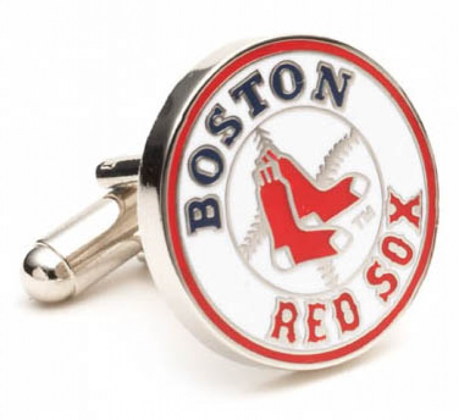 Boston Red Sox Cufflinks 1.jpg