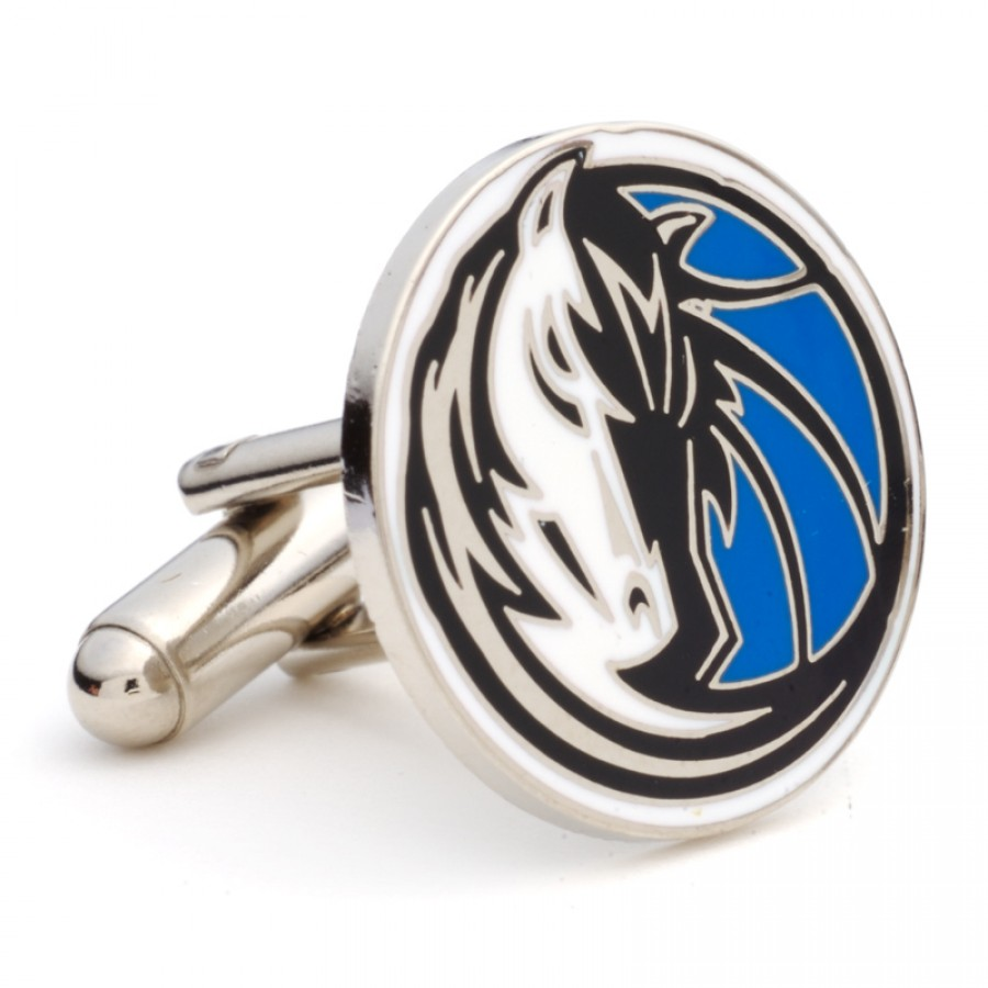 Dallas Mavericks Cufflinks.jpg