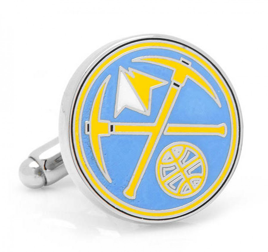 Denver Nuggets Cufflinks 1.jpg