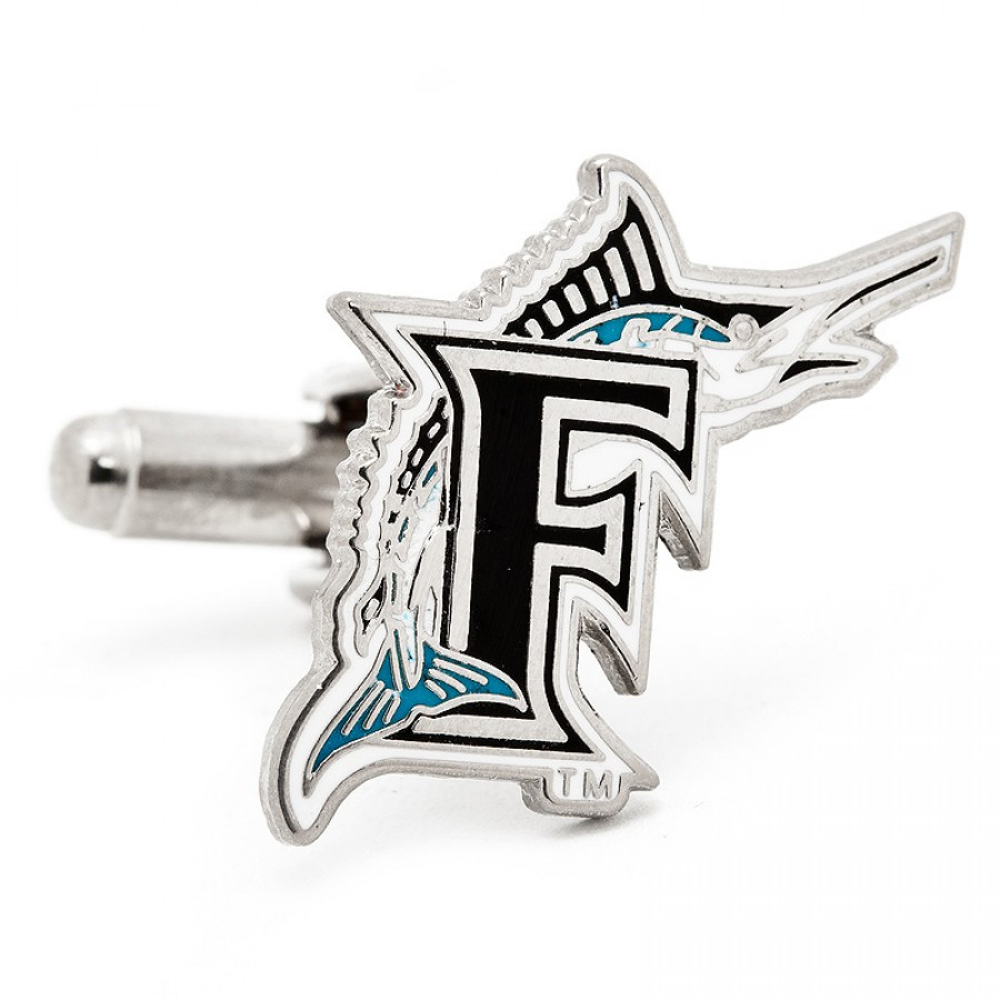 Florida Marlins Cufflinks 1.jpg