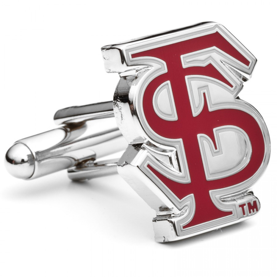 Florida State University Seminoles Cufflinks1.jpg