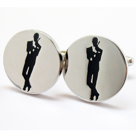James Bond Silhouette Cuff 1.JPG