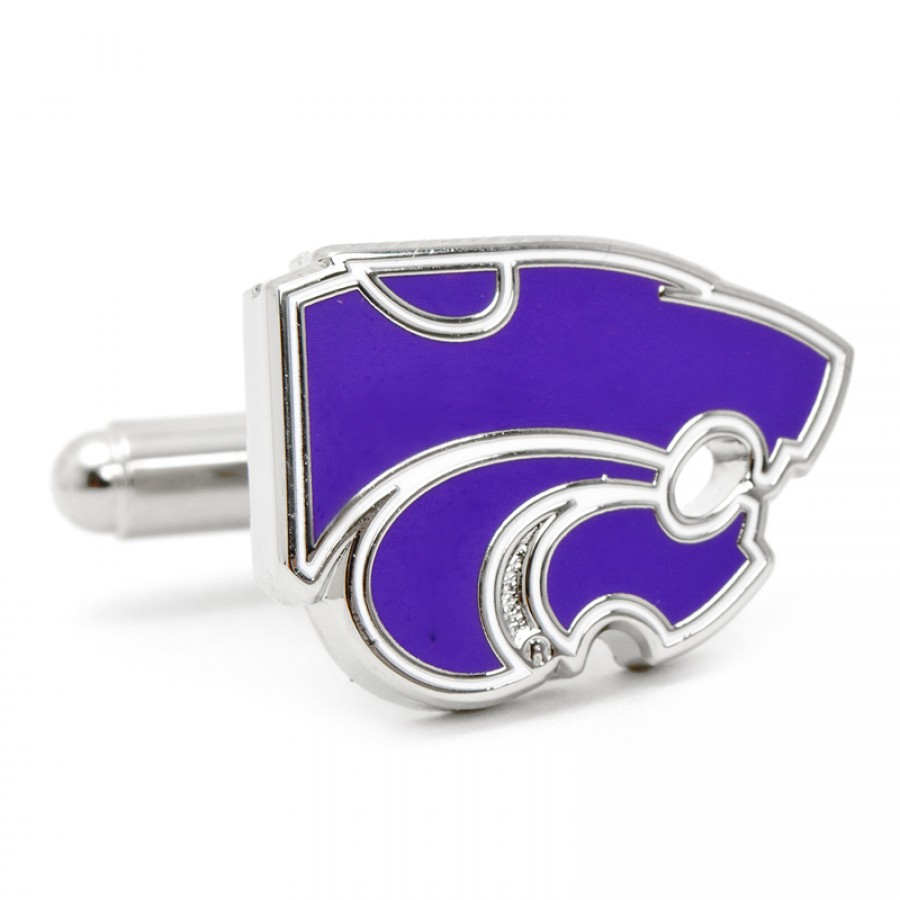 Kansas State University Wildcats Cufflinks.jpg