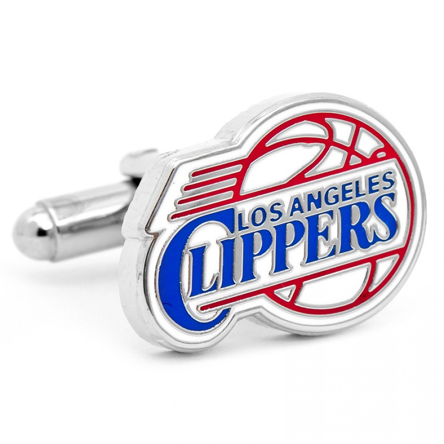 Los Angeles Clippers Cufflinks1.jpg