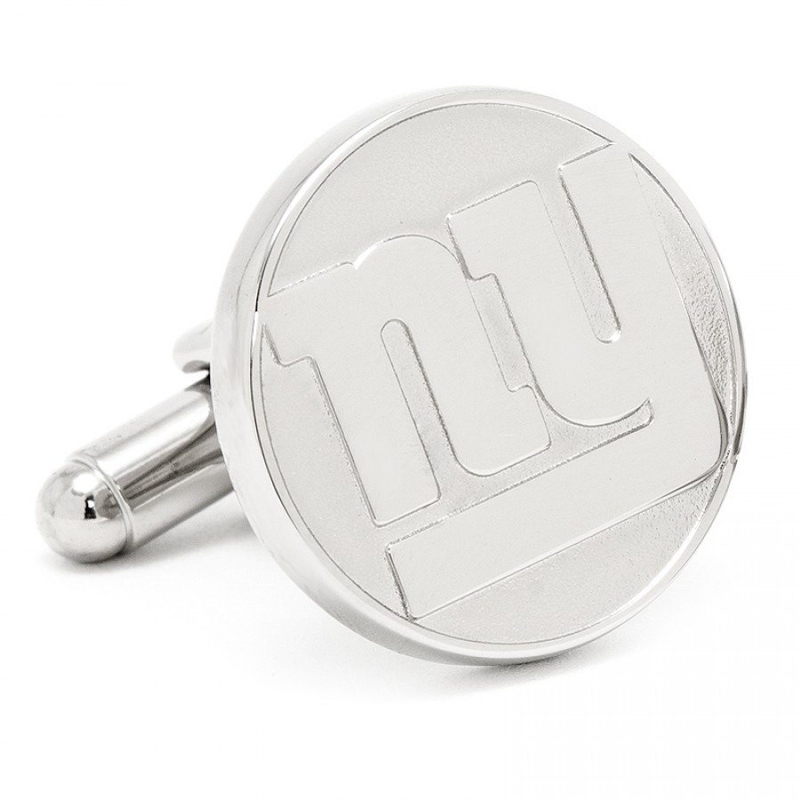 NY Giants Silver Edition Cufflinks1.jpg