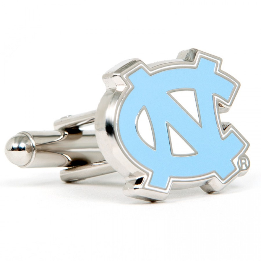 North Carolina Tar Heels Cufflinks.jpg