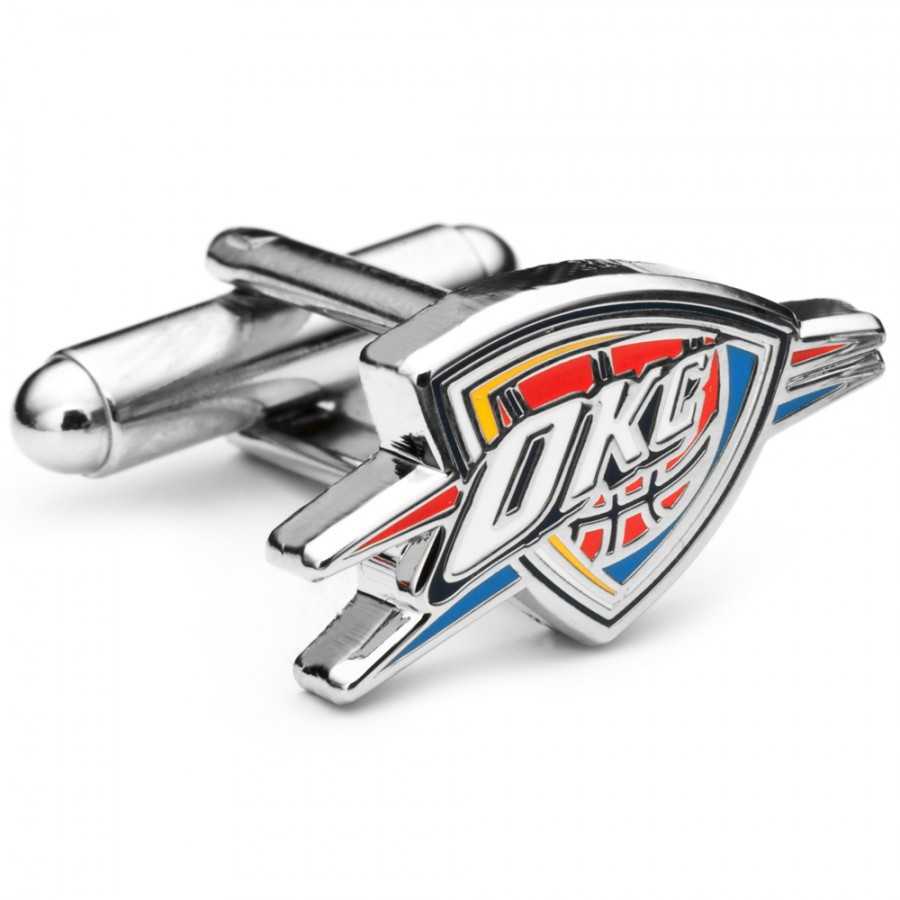 Oklahoma City Thunder Cufflinks1.jpg