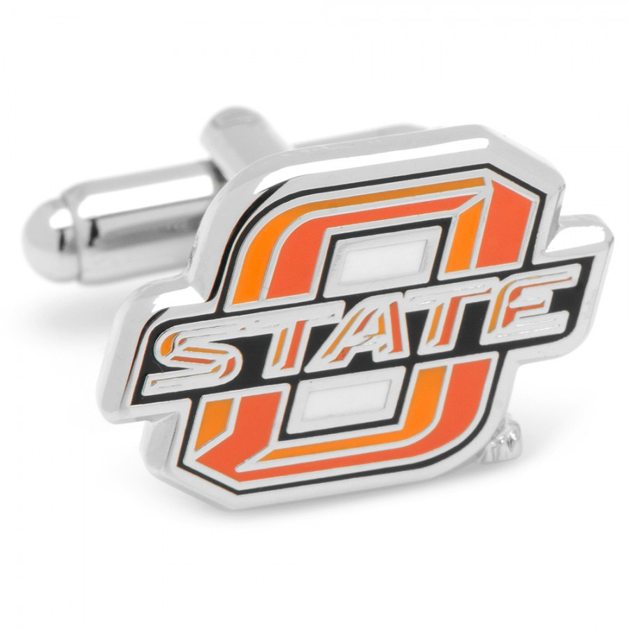 Oklahoma State University Cowboys Cufflinks1.jpg