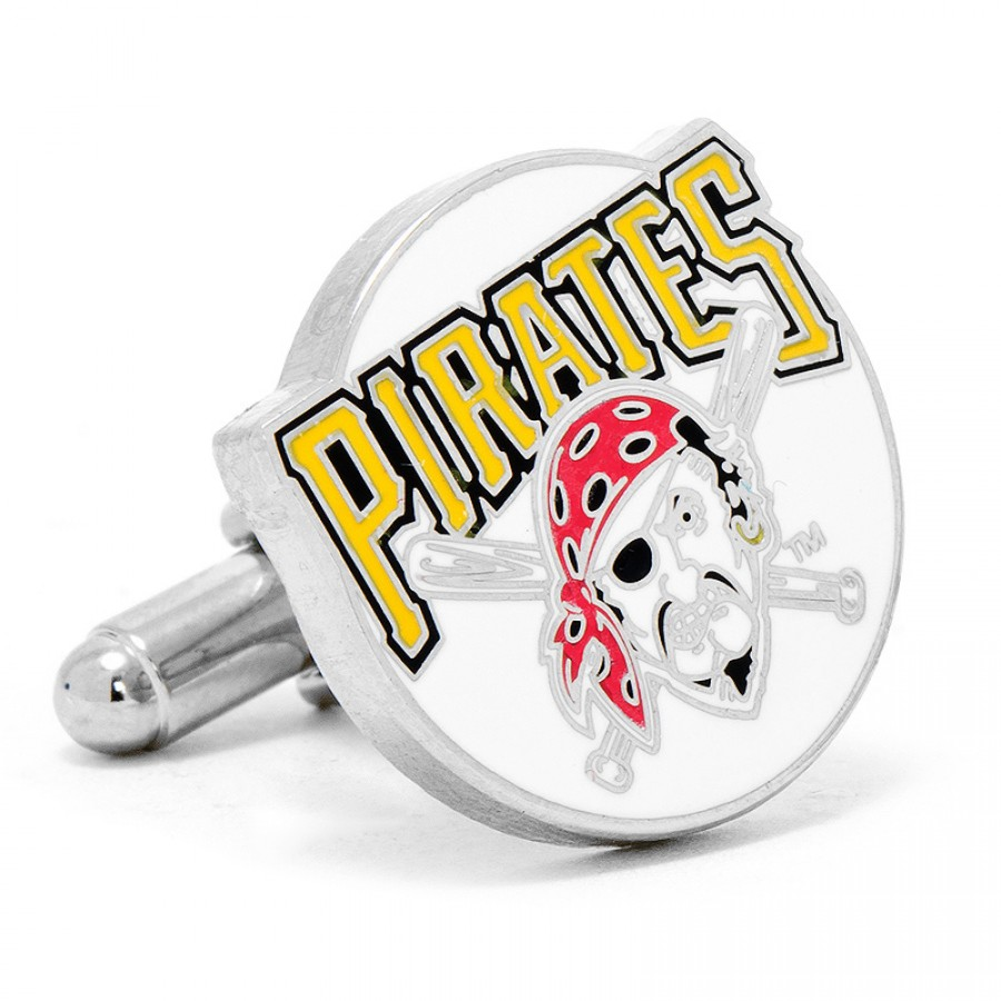 Pittsburgh Pirates Cufflinks 1.jpg