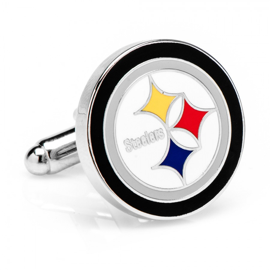 Pittsburgh Steelers Cufflinks1.jpg