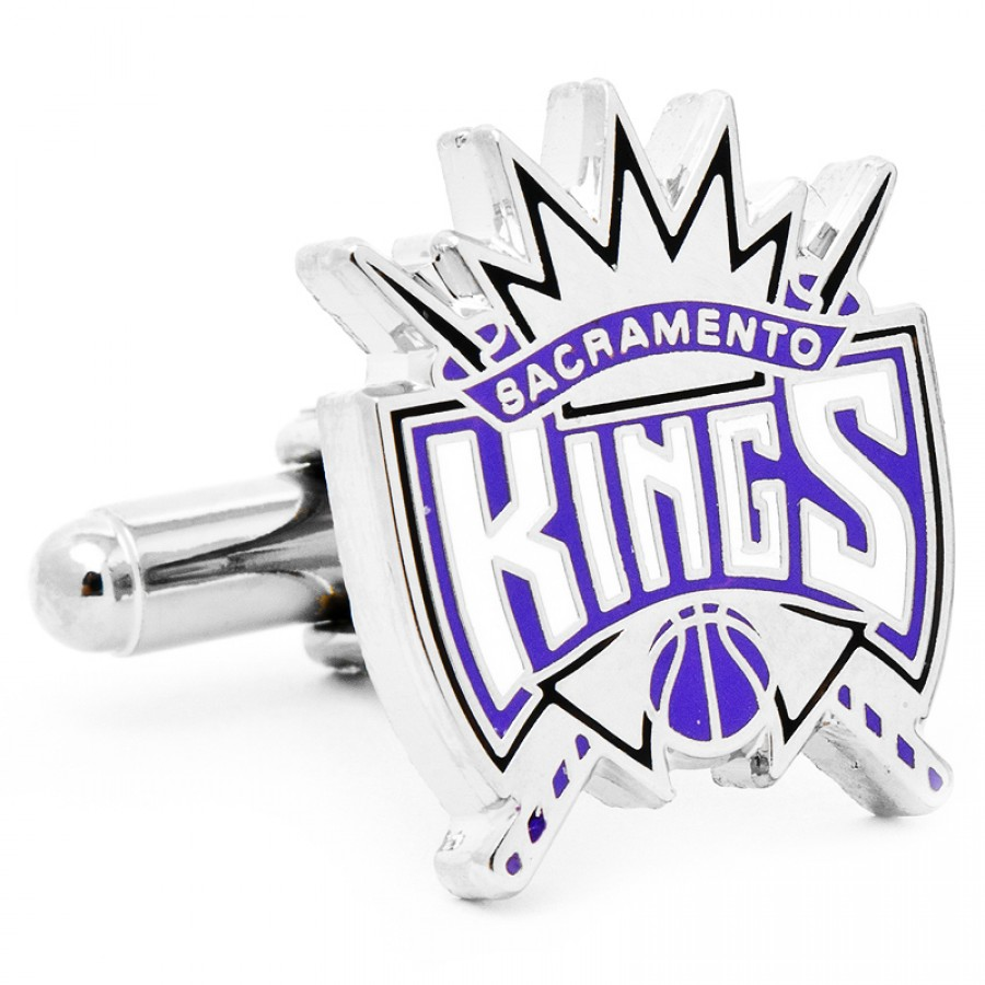 Sacramento Kings Cufflinks1.jpg
