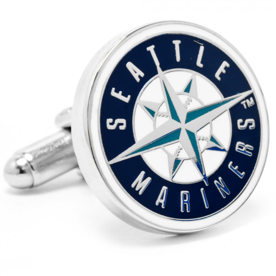 Seattle Mariners Cufflinks 1.jpg