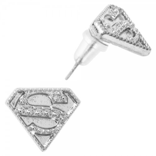 Superman Earrings 1.JPG
