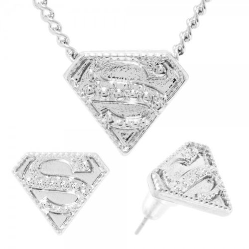 Superman Jewelry Set.JPG