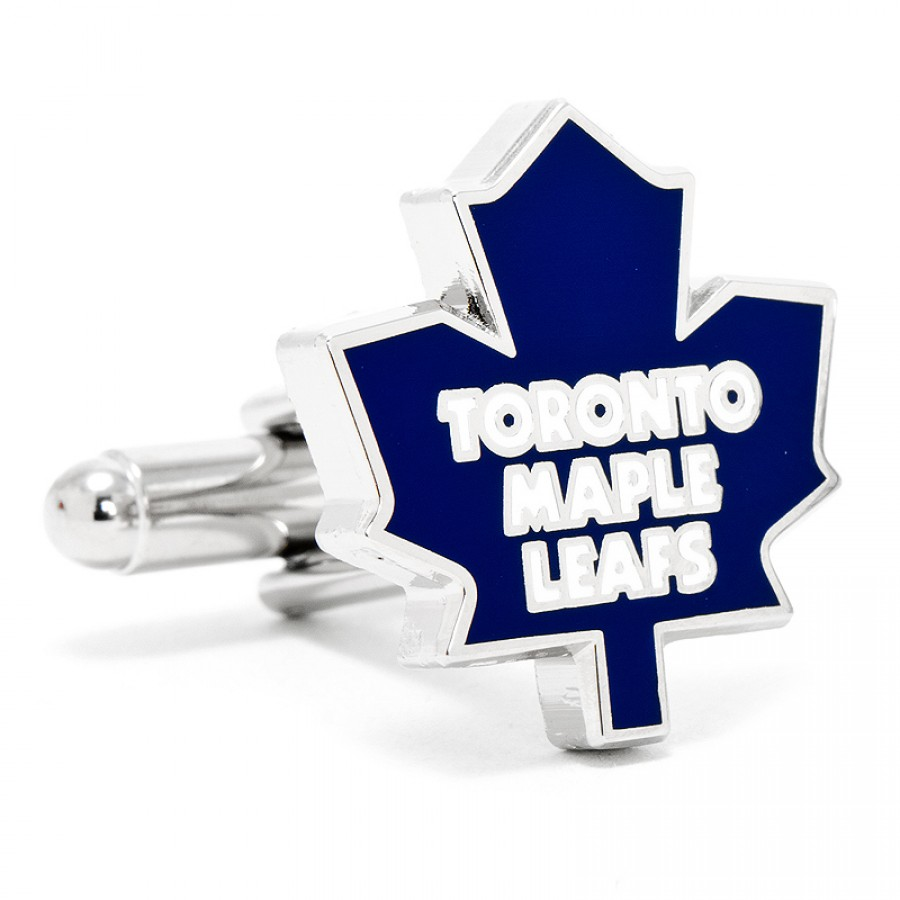 Toronto Maple Leafs Cufflinks.jpg