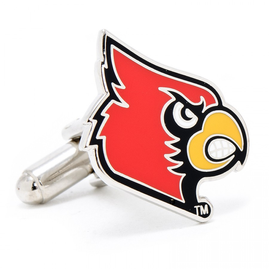 University of Louisville Cardinals Cufflinks.jpg
