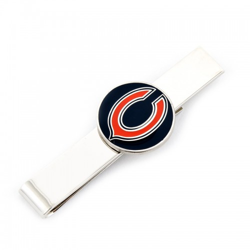 chicago bears tie bar.jpg