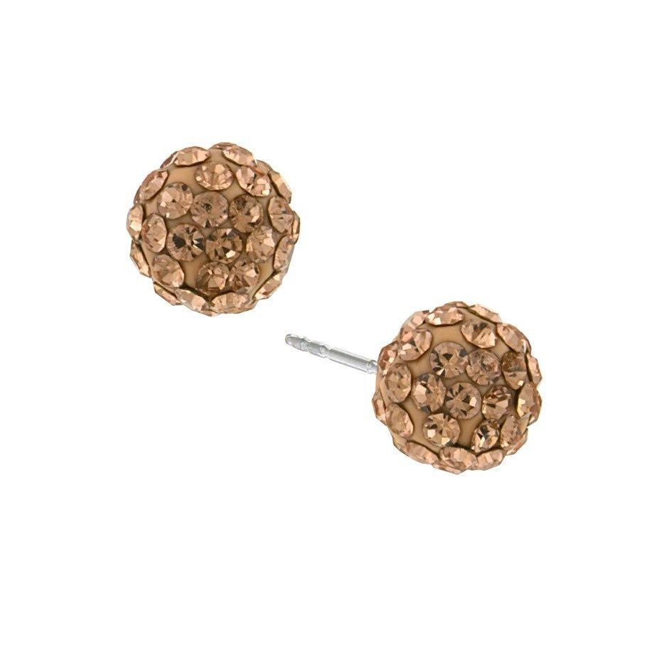 gold snowball earring.JPG