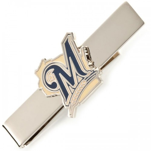 milwaukee brewers tie bar.jpg