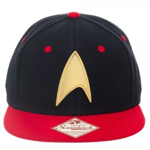 red gold star trek hat.JPG