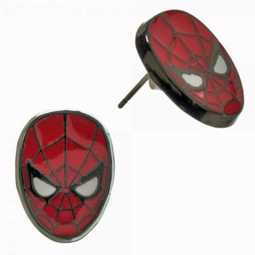 spiderman earring 6.JPG