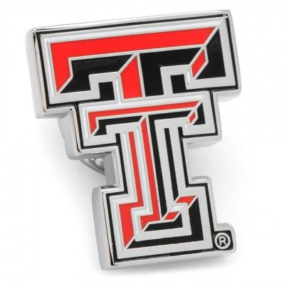 Ncaa Official Texas Tech Red Raiders Lapel Pin Tie Tac