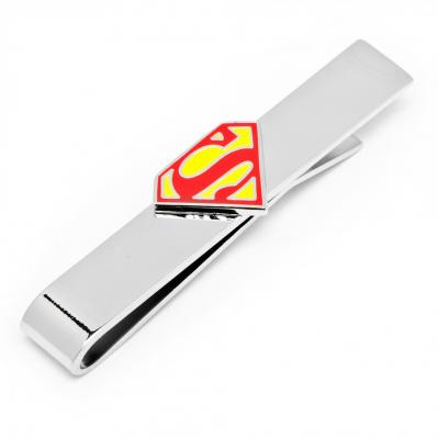 DC Comics Superman Shield Tie Bar 1.jpg