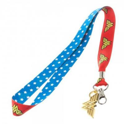 DC Comics Wonder Woman lanyard.JPG