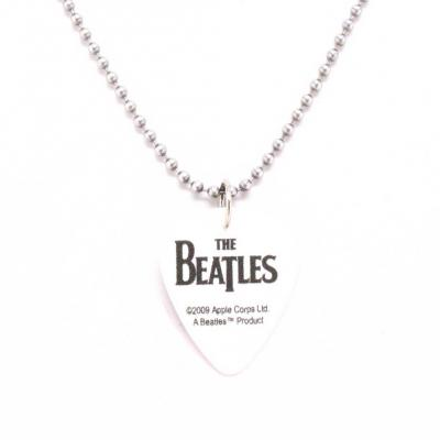 beatles white pic necklace.JPG