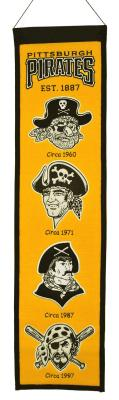 pittsburg pirates banner.JPG