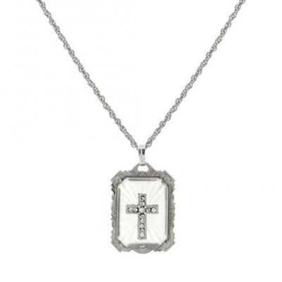 silver sq cross necklace.JPG