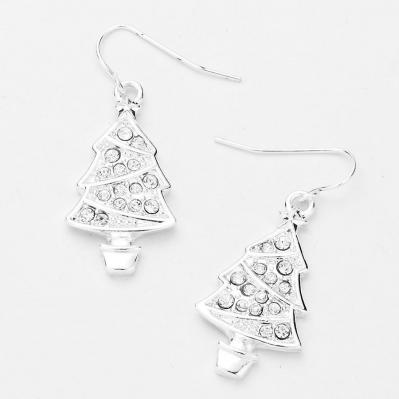 silver xmas tree earrings.JPG