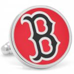 Classic Red Boston Red Sox Cufflinks 1.jpg