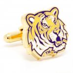 LSU Tigers Cufflinks1.jpg