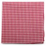 Red Gingham Cotton Pocket Square 1.jpg