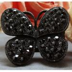 ebony butterfly stretch ring.JPG