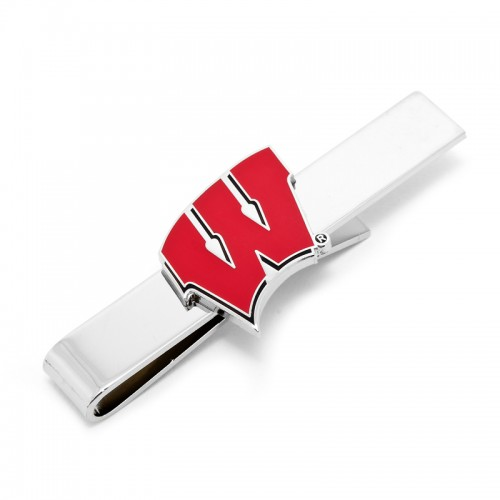 wisconsin badgers tie bar.jpg